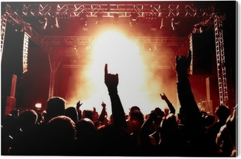 Akt sexualny na koncercie