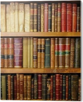 Obraz na Pleksi Stare książki, biblioteki