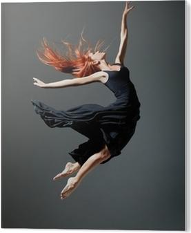 Obraz na Pleksi Tancerz