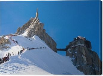 Obraz na płótnie Aiguille du Midi