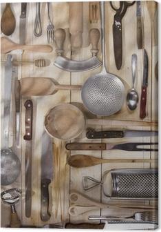 Obraz na płótnie Akcesoria kuchenne