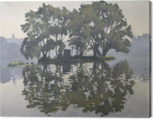 Obraz na płótnie Albert Marquet - Wyspa Łabędzi - Reproductions