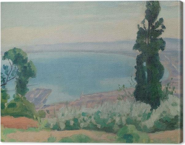 Obraz na płótnie Albert Marquet - Zatoka Algierska, widok od strony El-Biar - Reproductions