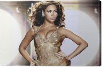 Obraz na płótnie Beyonce