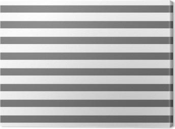 Obraz na płótnie Białe i szare paski