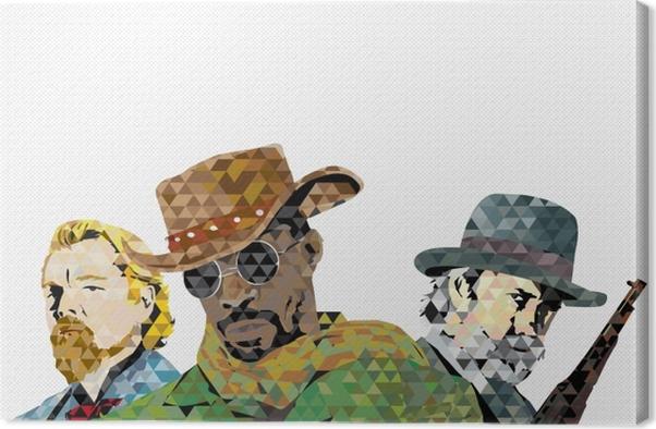 Obraz na płótnie Django - Tematy