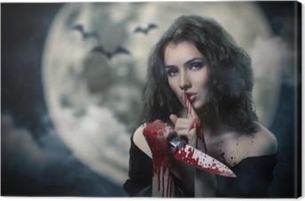 Obraz na płótnie Dzień Halloween