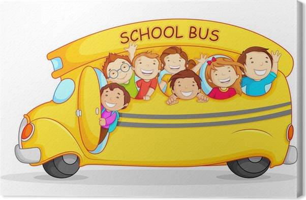 Znalezione obrazy dla zapytania autobus obrazek dla dzieci