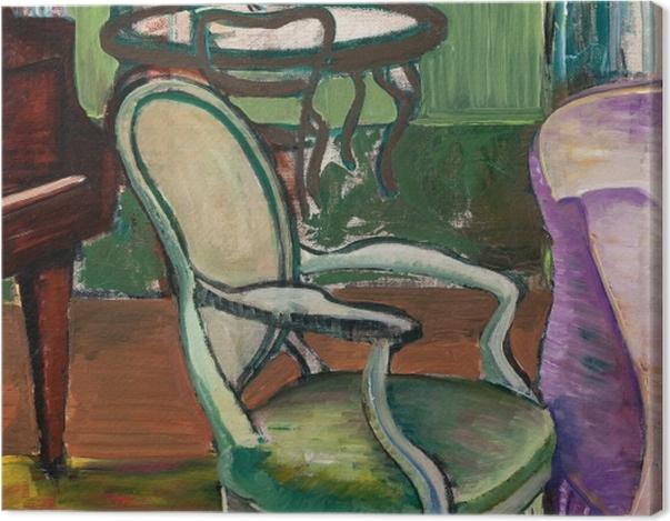Obraz na płótnie Efa Prudence Heward - Studium atelier artysty - Reproductions
