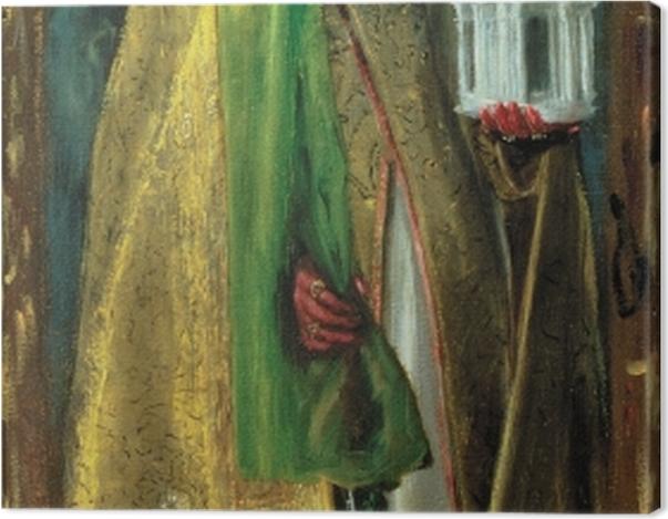 Obraz na płótnie El Greco - Święty Augustyn - Reprodukcje