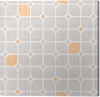 Obraz na Płótnie Geometryczny wzór powtarzalne