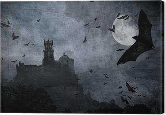 Obraz na płótnie Halloween tle