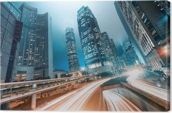 Obraz na płótnie Hong-Kong