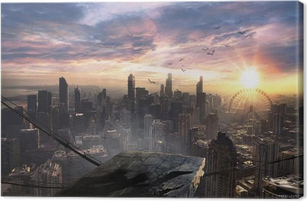 Obraz na płótnie Insurgent - Criteo