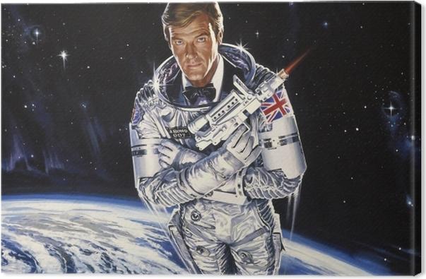 Obraz na płótnie James Bond - Tematy