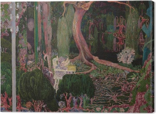 Obraz na płótnie Jan Toorop - Nowe pokolenie - Reproductions