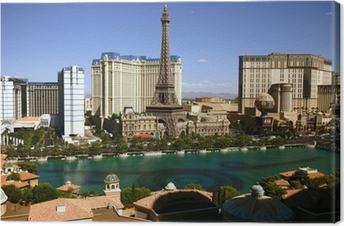 Obraz na płótnie Kasyn w Las Vegas