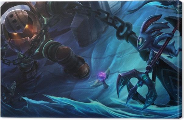 Obraz na płótnie League of Legends - Tematy