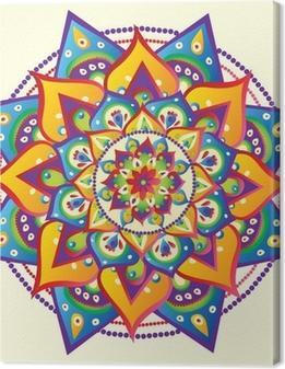 Obraz na płótnie Mandala