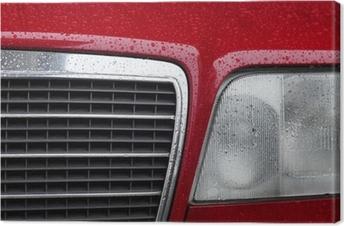 Obraz na płótnie MB W124 quer