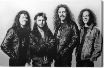 Obraz na płótnie Metallica