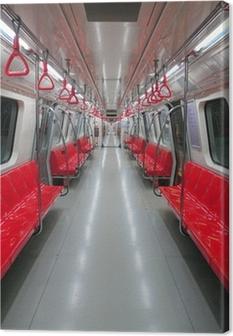 Obraz na płótnie Metro