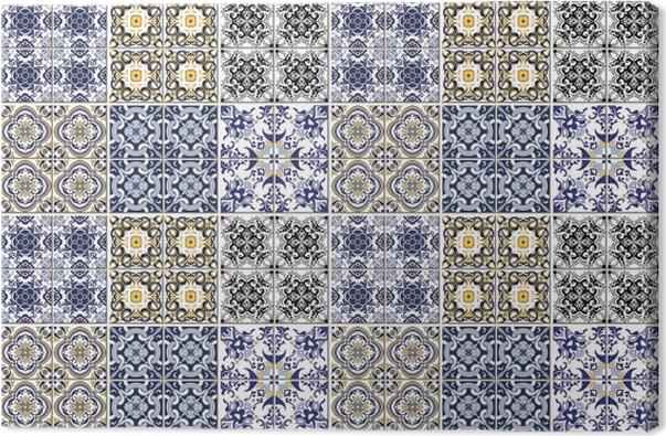 Obraz Na Płótnie Mozaika Naklejki Na Kafelki
