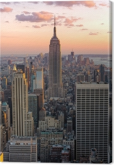 Obraz na płótnie New York, Empire State Building