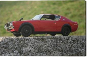 Obraz na płótnie Nissan
