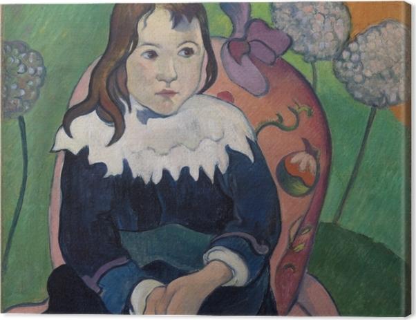 Obraz na płótnie Paul Gauguin - M. Loulou - Reprodukcje