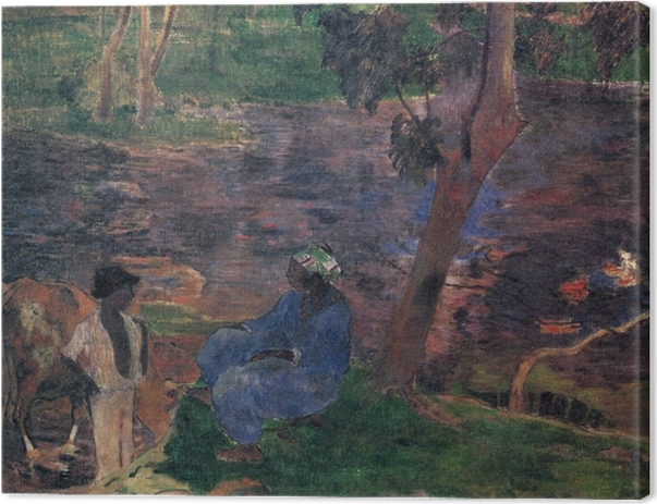 Obraz na płótnie Paul Gauguin - Martynika - Reprodukcje