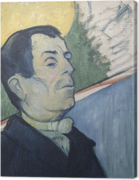 Obraz na płótnie Paul Gauguin - Pan Ginoux - Reprodukcje