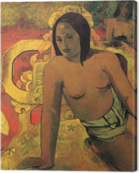 Obraz na płótnie Paul Gauguin - Vairumati - Reprodukcje