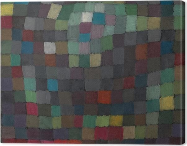 Obraz na płótnie Paul Klee - Polifonia - Reprodukcje