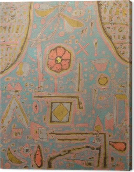 Obraz na płótnie Paul Klee - Rozkwit - Reprodukcje