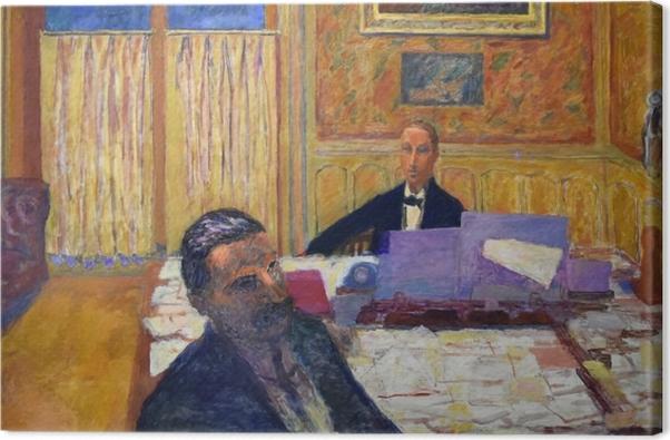 Obraz na płótnie Pierre Bonnard - Bracia Bernheim-Jeune - Reproductions