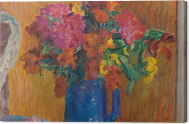 Obraz na płótnie Pierre Bonnard - Niebieski dzban - Reproductions