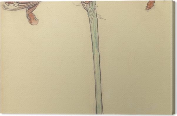 Obraz na płótnie Piet Mondrian - Amarylis - Reprodukcje