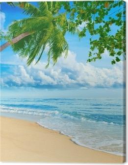 Obraz na płótnie Plaża