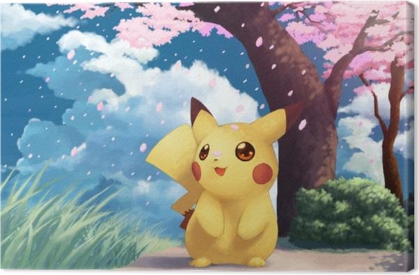 Obraz na płótnie Pokemony - Tematy