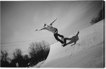 Obraz na płótnie Ramp Skateboard