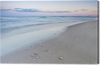 Obraz na Płótnie Spacer po plaży
