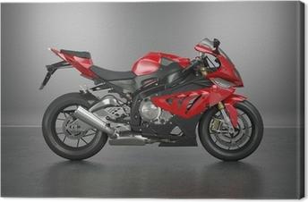 Obraz na płótnie Sport motocyklowy