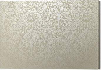 Obraz na płótnie Srebrny - tapety