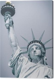 Obraz na płótnie Statua Wolności