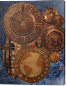 Obraz na płótnie Steampunk