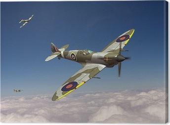 Obraz na płótnie Supermarine Spitfire