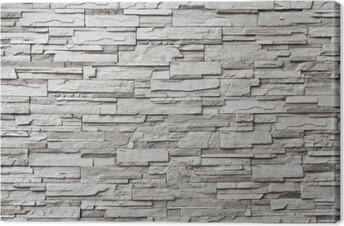 Obraz na płótnie Szary mur nowoczesne