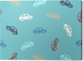 Obraz na płótnie Szwu - samochody