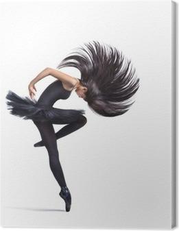 Obraz na płótnie Tancerz